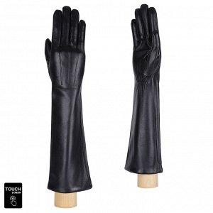 Перчатки, натуральная кожа, Fabretti S1.10-1 black