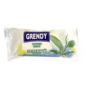 """Мыло туалетное Гренди """"Зеленый чай"""" 75 гр."""