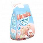 Стиральный порошок «Mamika» детский, универсальный 2400 г  . П/эт.