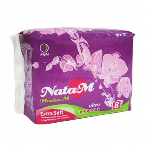 "Гиг. прокладки ""NataM Extr.soft"" днев. 8 шт."
