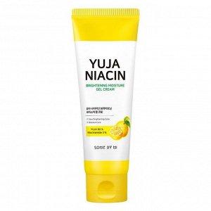Гель - крем с экстрактом юдзу остветляющий Some By Mi Yuja Niacin Brightening Moisture Gel Cream 100 мл, ,