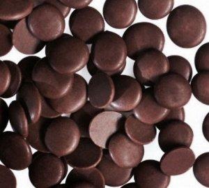Глазурь шоколадная монетки