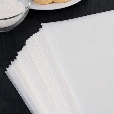 🍰Печём дома-6🍰В наличии🍰   — Профессиональная силиконизированная бумага для выпечки — Кондитерские изделия