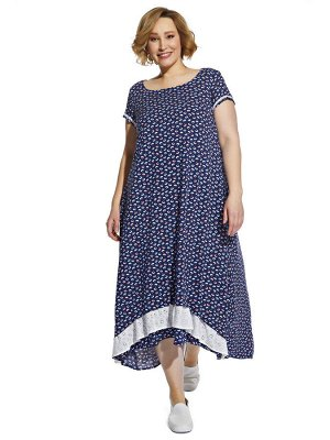 Платье 1932 Синий