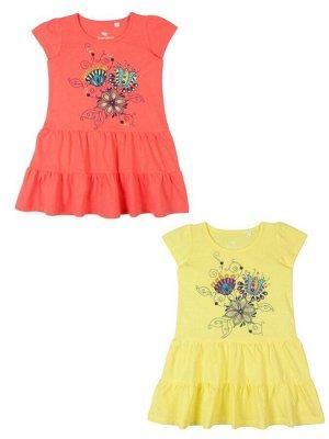 Платье для дев. CSK62429