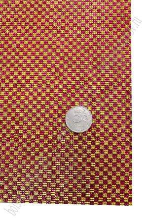 Термостразы на листе 40*24 см (SF-1179) фукси/золото
