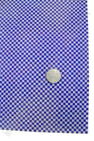 Термостразы матовые на листе 40*24 см (SF-1181) синий