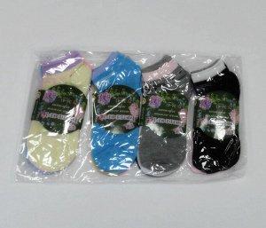 Носки укороченные жен
