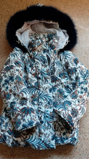 Куртка фирмы Pilguni, Польша, 104- 110р, на раннюю весну, тёплую зиму
