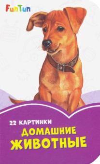 Сиреневые книжки (F) - Домашние животные