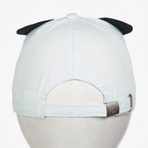Бейсболка Регулировка размера: Металлическая пряжка Бейсболка Размер: 52-54 Состав: 100% хлопок Подклад: Без подклада
