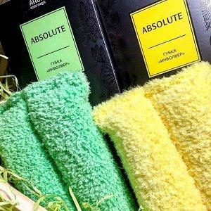 ГУБКА «ИНВОЛВЕР» AQUAMAGIC ABSOLUTE для удаления стойких загрязнений