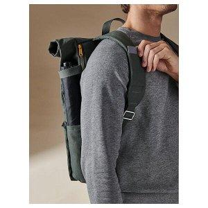 ДРЁМСЭКК Рюкзак, оливково-зеленый, 21 л