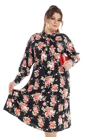 Платье-1363