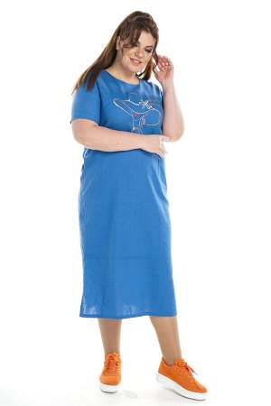 Платье-1344