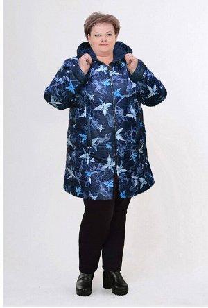 Куртка Стеганая плащёвка, подклад - подкладочный шелк