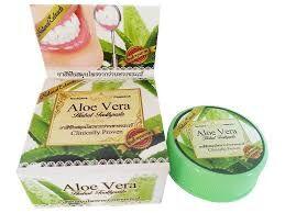 Натуральная зубная паста Алоэ Вера