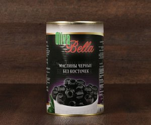 Маслины без косточки Olivabella, 4100 мл