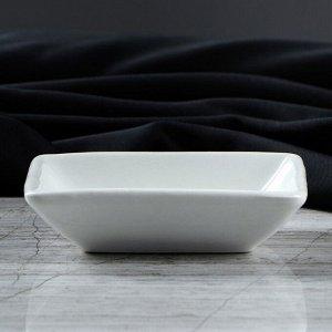 Соусница для суши, белая, 50 мл