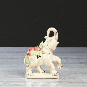 """Набор статуэток """"Слоны"""". лепка. 7 предметов"""
