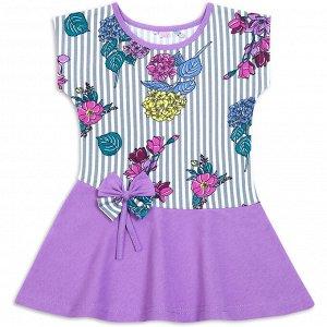 Платье для девочки Анютины Глазки