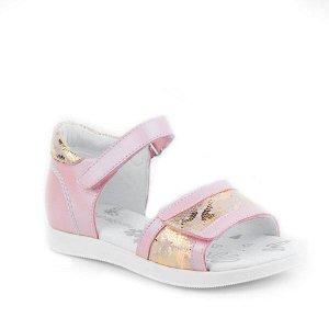 Туфли открытые для девочки