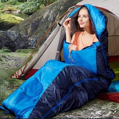 🏕️ Товары для отдыха! Стулья,палатки! ⛺ Майские праздники🥩🍖 — Спальный мешок 950 рублей — Кухни и кемпинговая мебель