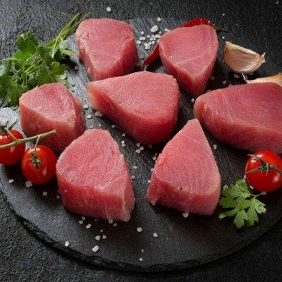 Морепродукты вылов 2020, полуфабрикаты и многое другое. — Стейки тунца по лучшей цене! — Рыбные