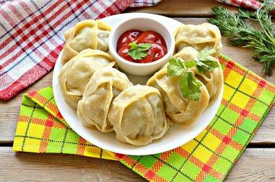 Пир на весь мир!  — Манты, хинкали — Готовые блюда