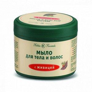 Мыло для тела и волос с живицей «Невская Косметика»