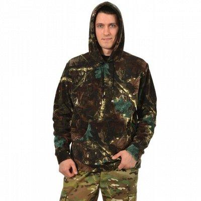*Одежда для рыбалки, охоты. Детский камуфляж. * от 400 руб — Толстовки