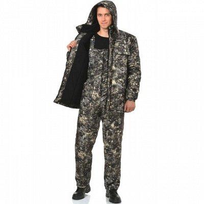 *Одежда для рыбалки, охоты. Детский камуфляж. * от 400 руб — Костюмы зимние