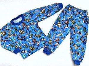 Пижама детская (футер с начесом)