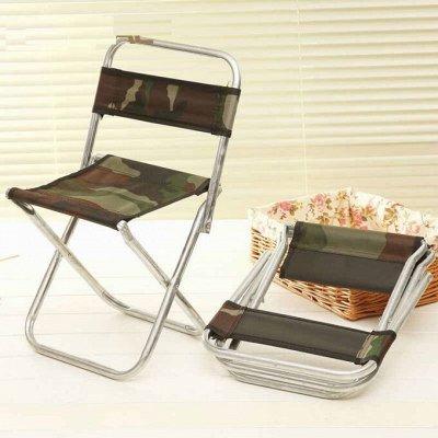 🏕️ Товары для отдыха! Стулья,палатки! ⛺ Майские праздники🥩🍖 — Мини стулья 420 руб. — Кухни и кемпинговая мебель