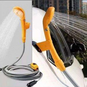 Автодуш Автомобильный душ. Automobile shower set Данный автодуш универсален, его использование возможно не только в легковых автомобилях, но и в любом другом транспорте с ДВС: на грузовиках, моторных