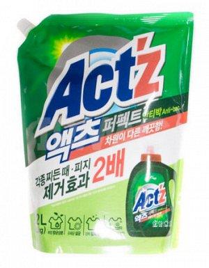 Концентрированный гель для стирки белья для всех видов машин загрузкой (с антибактериальными свойствами)2200 ml