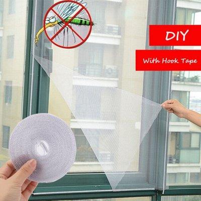 Товары для Дома и Гигиены — Москитные сетки на окна и двери — Москитные сетки