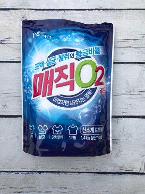 Кислородный отбеливатель с большим содержанием пищевой соды 1.4 kg