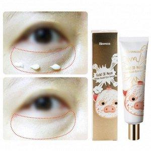 Крем для век Elizavecca Gold CF Nest White Bomb Eye Cream