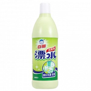 LD018 Жидкий отбеливатель для кухни Баймао 700мл