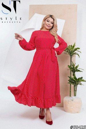 Платье 59425