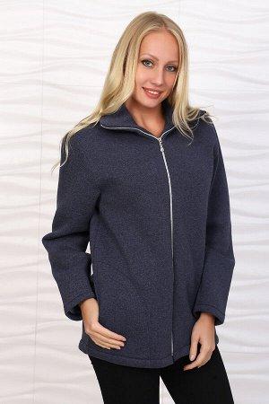 Куртка-толстовка с начесом юнисекс