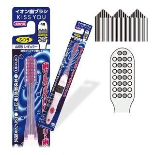 Для здоровья из Японии в наличии — ионные зубные щетки — Щетки