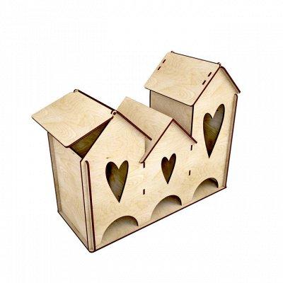 Пермская игрушка  - любая надпись! 🤩 именные изделия — Чайные домики — Системы хранения