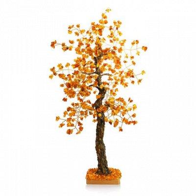 Бижу из настоящего Янтаря    — Деревья из янтаря — Сувениры