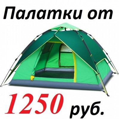 61*Товары для спорта, туризма и путешествий* — Палатки, души, кухни от 1250 руб! Хиты продаж! — Палатки и тенты