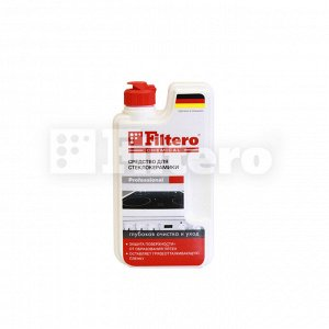 Filtero Ср-во д/стеклокерамики, 250 мл.,