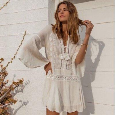 🌞 Одежда, обувь, аксессуары! Лето-осень 2020  🌞  — Пляжные платья — Пляжные платья