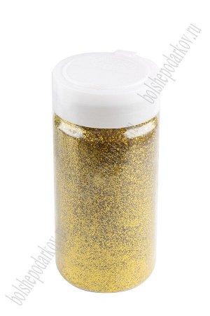 Глиттер в баночке (SF-2175) золото