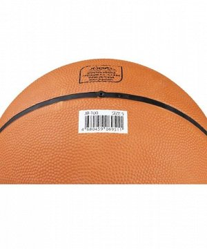 Мяч баскетбольный J?gel JB-100 (100/5-19) №5 1/30